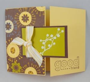 Good Friend/Happy Wishes