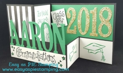 Personalized Graduation Card