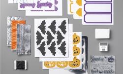 September 2018 Paper Pumpkin Kit