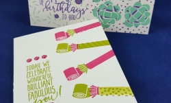 Two Step Stamping