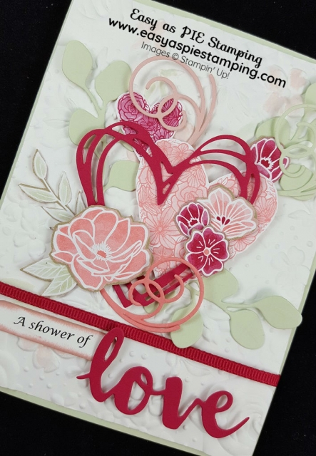 All My Love Bridal Shower Card