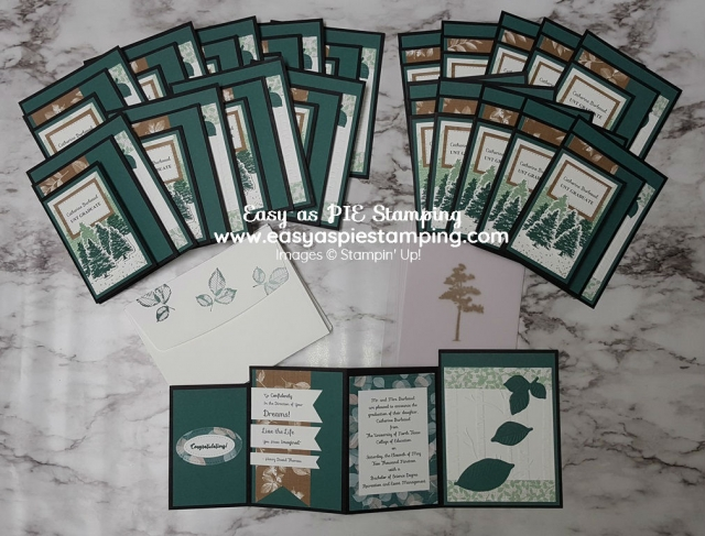 Nature's Poem Graduation Announcements