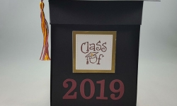 Graduation Explosion Box