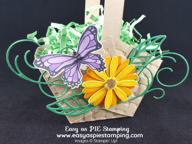 Spring Easter Basket Tutorial